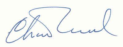 Charles Temel Signature